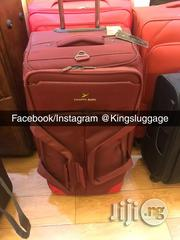 Leavesking Duffel Bag - Red   Bags for sale in Lagos State, Lagos Island