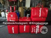 Supreme Luggage - Red   Bags for sale in Lagos State, Lagos Island