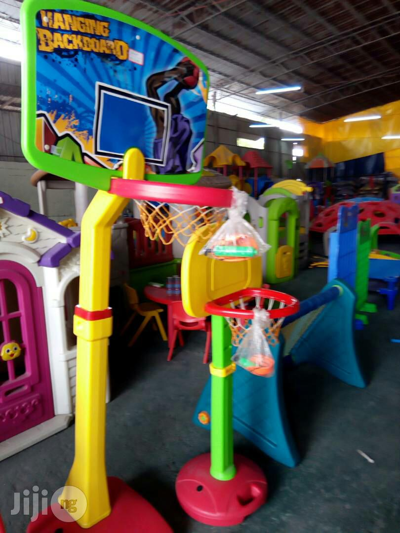 Basketball Hoops Big One