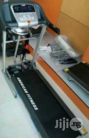 American Fitness 2hp Treadmill With Massager | Massagers for sale in Lagos State, Ikeja