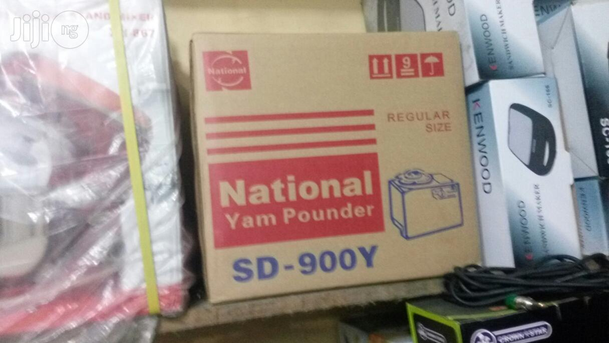 Industrial Yam Pounder | Restaurant & Catering Equipment for sale in Amuwo-Odofin, Lagos State, Nigeria