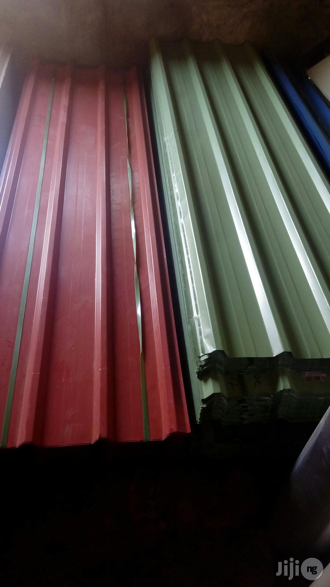 Quality Ghana Zinc Roofing Sheets In Dei Dei Building Materials Sunday Eze Jiji Ng