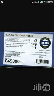 Fargo Dtc1000 I.D Card Printer Ribbon | Printers & Scanners for sale in Lagos State, Lagos Island