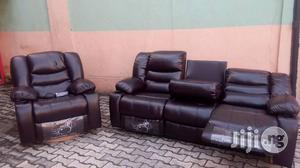 Italian Recline Sofa Chair by 6 Seaters | Furniture for sale in Lagos State, Ojo