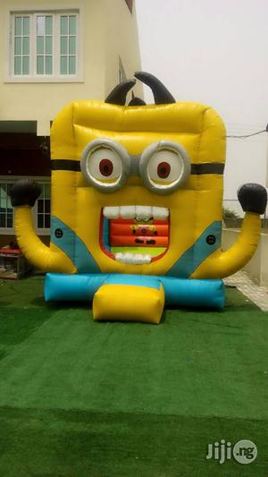 Minions Bouncing Castle With Blower For Sale In Nigeria (Wholesale And Retail)   Toys for sale in Lagos State