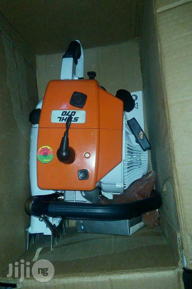 Stihl Chain Saw Machines MS070