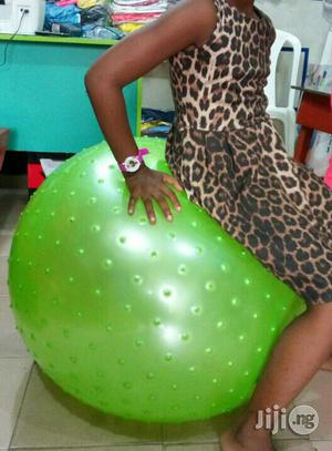 Exercise Ball (Gym Ball)   Sports Equipment for sale in Lagos State, Ikeja