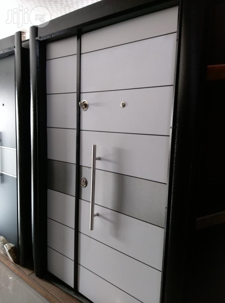 4ft X 7ft Security Door