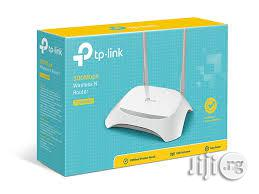 Tp-Link Wireless Router TL-WR840N | Networking Products for sale in Lagos State, Ikeja