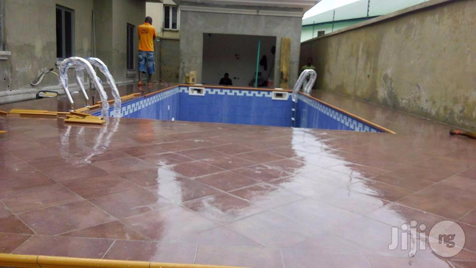 Swimming Pool Construction | Building & Trades Services for sale in Lagos State, Nigeria