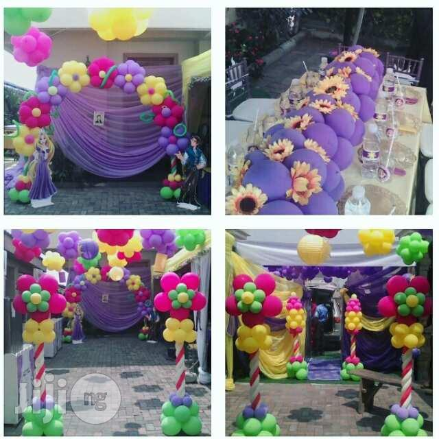 Affordable Royal Children Birthday Party Package