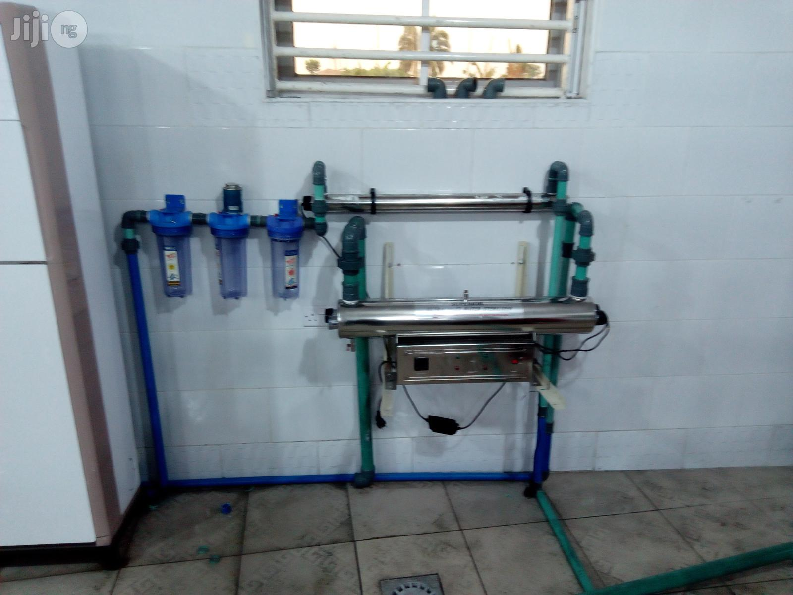 Water Solution Experts | Repair Services for sale in Ikeja, Lagos State, Nigeria
