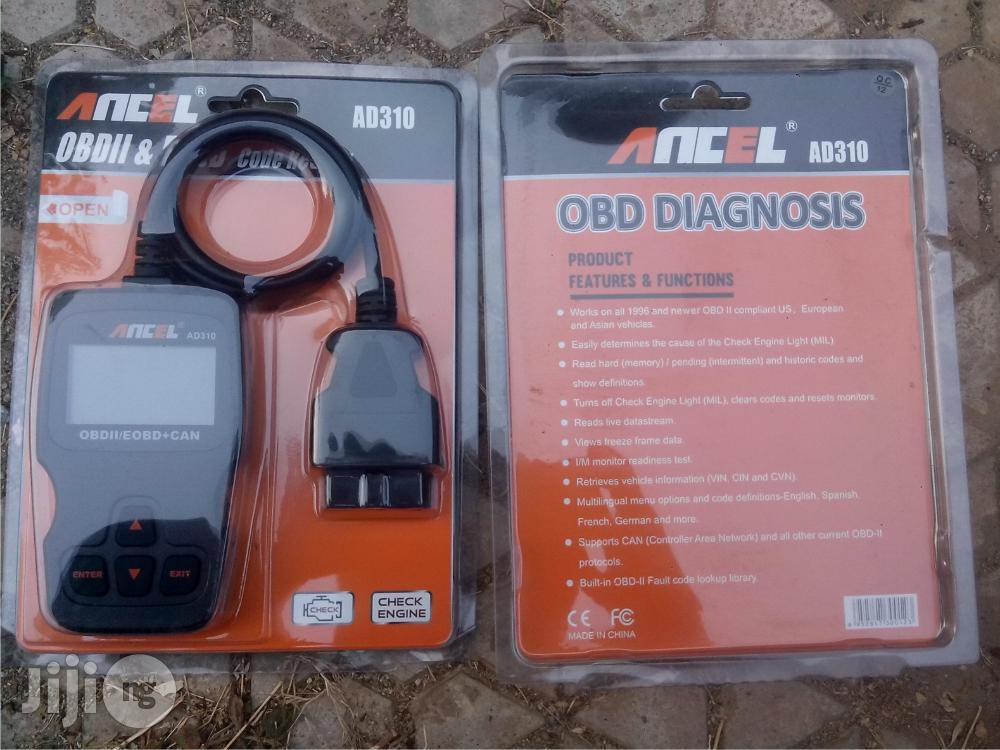 Launch Creader 4001 Car Scanner   Vehicle Parts & Accessories for sale in Central Business Dis, Abuja (FCT) State, Nigeria