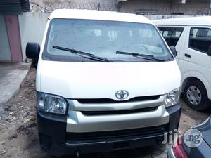 Tokunbo Toyota Hiace 2010 White | Buses & Microbuses for sale in Lagos State, Apapa