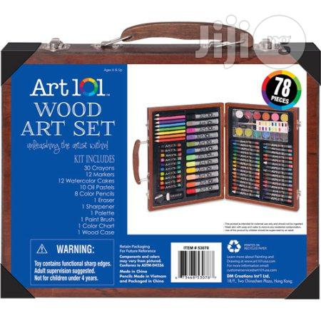 Complete ART Wood Set | Arts & Crafts for sale in Ikeja, Lagos State, Nigeria