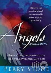Angels On Assignment By Perry Stone | Books & Games for sale in Lagos State, Ikeja