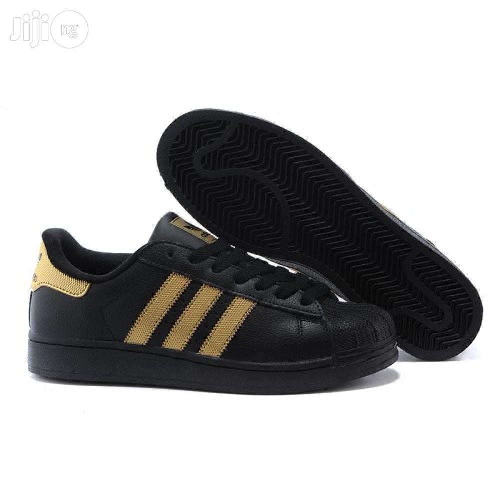 Promo!! On Adidas Sneakers Sports Casual Sneaker Formal Black Sneakers