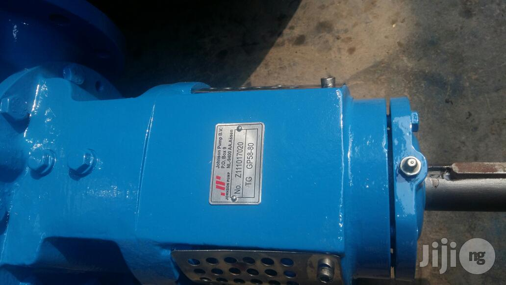 "3"" Johnson Internal Gear Transfer Pump | Manufacturing Equipment for sale in Lagos State, Nigeria"