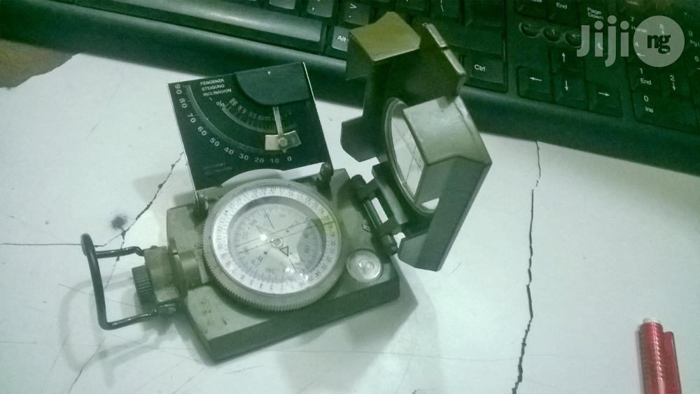 Prismatic Compass For Surveyor | Camping Gear for sale in Surulere, Lagos State, Nigeria