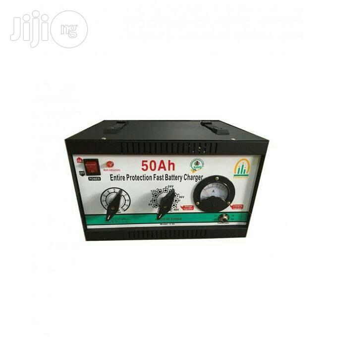 50AH 48V Battery Charger