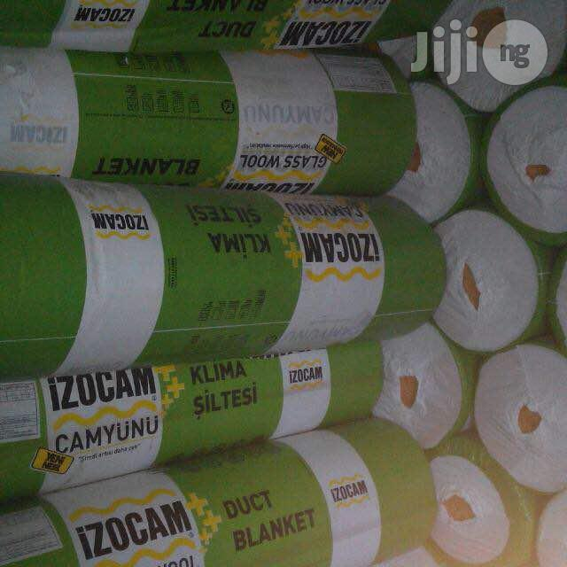 Archive: Rockwool Technical Insulation In Nigeria