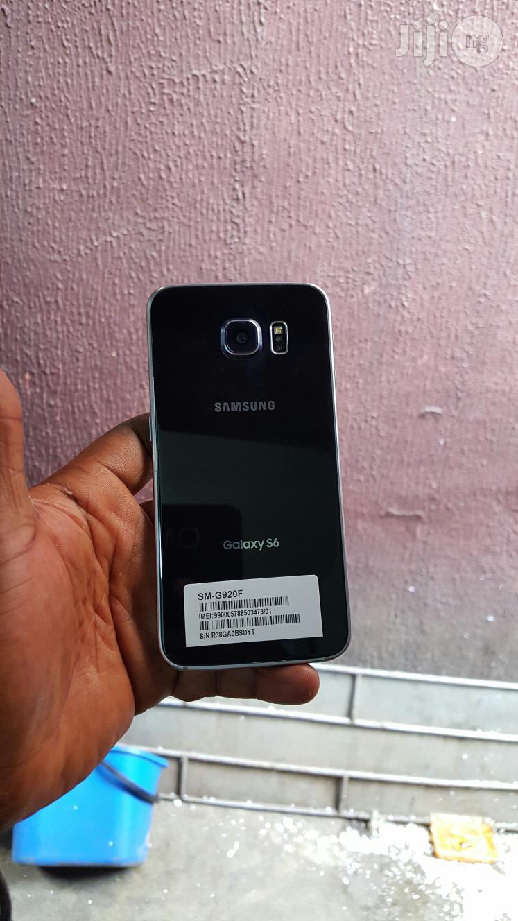 Samsung Galaxy S6 32 GB Blue