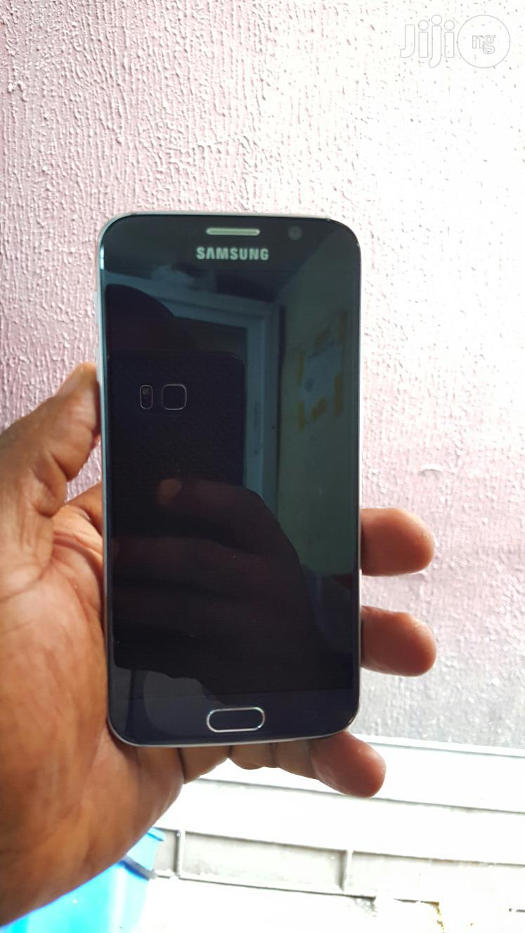 Samsung Galaxy S6 32 GB Blue   Mobile Phones for sale in Ikeja, Lagos State, Nigeria