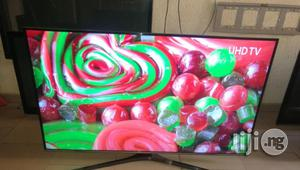 Samsung Smart UHD 4K Led Tv 55 Inches | TV & DVD Equipment for sale in Lagos State, Ojo
