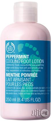 The Body Shop Peppermint Cooling Foot Lotion | Skin Care for sale in Abuja (FCT) State, Gwarinpa