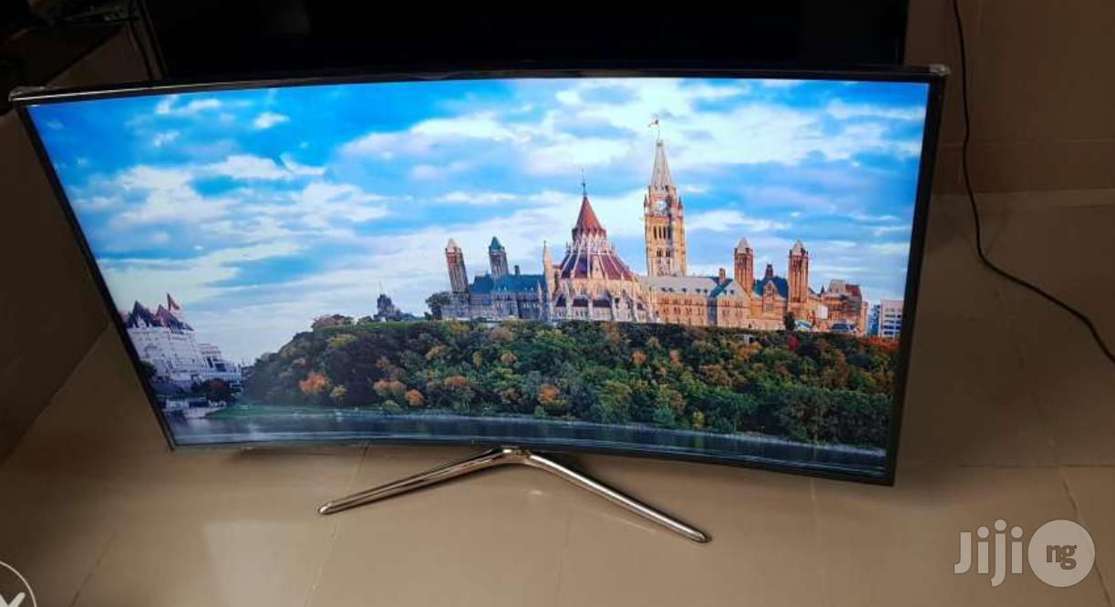 Samsung Smart Curved UHD 4K Led Tv 55 Inches