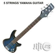 5 Strings Yamaha Bass Guitar   Musical Instruments & Gear for sale in Lagos State, Mushin