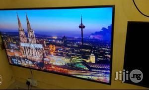 Samsung Smart UHD 4K Led Tv 2016 Model 55 Inches   TV & DVD Equipment for sale in Lagos State, Ojo