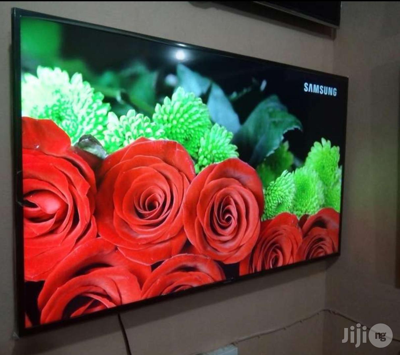 Samsung Smart UHD 4K Led Tv 2016 Model 55 Inches   TV & DVD Equipment for sale in Ojo, Lagos State, Nigeria