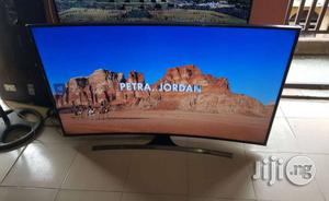 Samsung Smart UHD 4K Curved Led Tv 55 Inches   TV & DVD Equipment for sale in Lagos State, Ojo