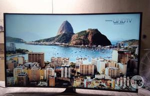 Samsung Smart UHD 4K TV 55 Inches | TV & DVD Equipment for sale in Lagos State, Ojo