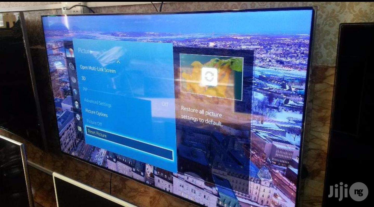 Samsung Smart Full HD 3D LED TV 55 Inches | TV & DVD Equipment for sale in Ojo, Lagos State, Nigeria