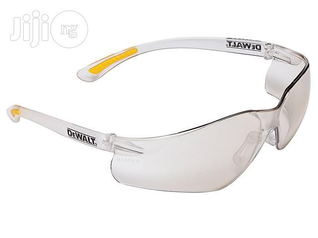 Dewalt Brand Of Safety Eye Goggle | Safetywear & Equipment for sale in Apapa, Lagos State, Nigeria