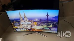 Samusung Smart Curved Uhd 4K LED TV 55 Inches | TV & DVD Equipment for sale in Lagos State, Ojo
