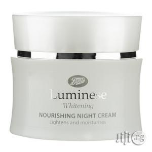 Boots Luminese Whitening Nourishing Night Cream 45 Ml   Skin Care for sale in Abuja (FCT) State, Gwarinpa