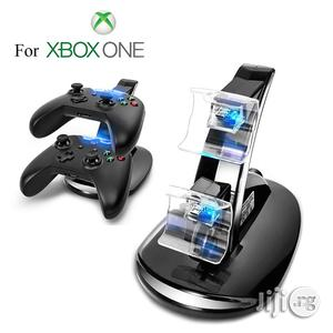 Dock Station Charger For Xbox One Controller | Accessories & Supplies for Electronics for sale in Lagos State, Ikeja