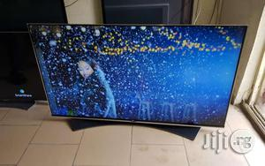 LG Smart Oled Curved Uhd 4K Webos LED TV 55uf950t | TV & DVD Equipment for sale in Lagos State, Ojo
