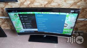 Samsung Smart Full HD Curved LED TV 48 Inches | TV & DVD Equipment for sale in Lagos State, Ojo