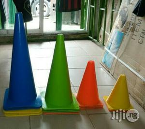 Different Sizes Of Training Cones | Clothing Accessories for sale in Lagos State, Ikeja