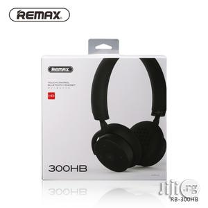 Remax RB 300HB Bluetooth Headphone   Headphones for sale in Lagos State