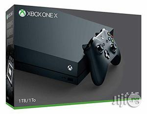 Xbox One X Console   Video Game Consoles for sale in Lagos State, Ikeja