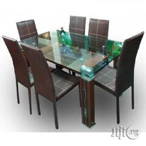 Imported Dinning Table With 6 Chairs | Furniture for sale in Lagos State, Ojo