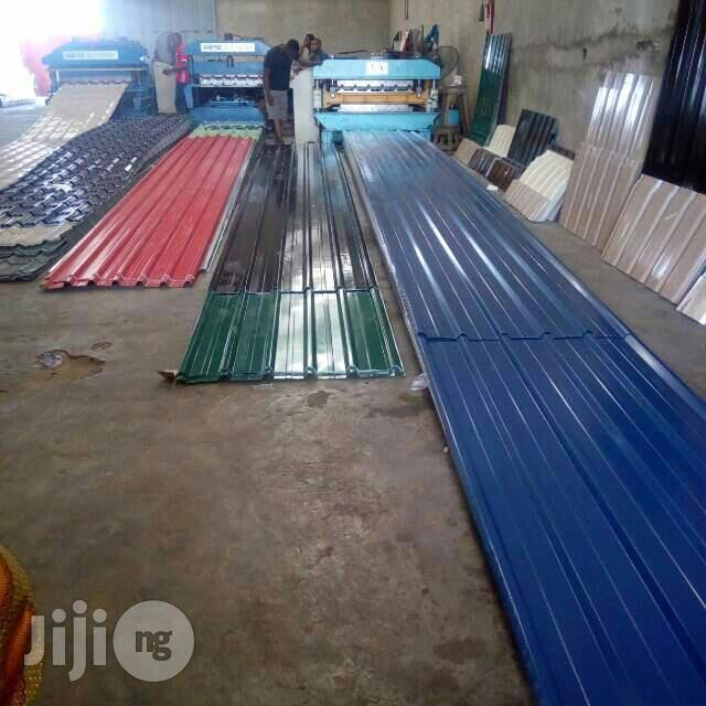 Long Spans Aluminum Roofing Sheets And Installation 45