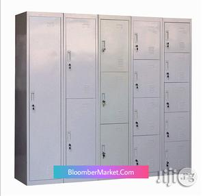 Student And Staff Steel Lockers And Wardrobe Cabinets   Furniture for sale in Lagos State, Ojo