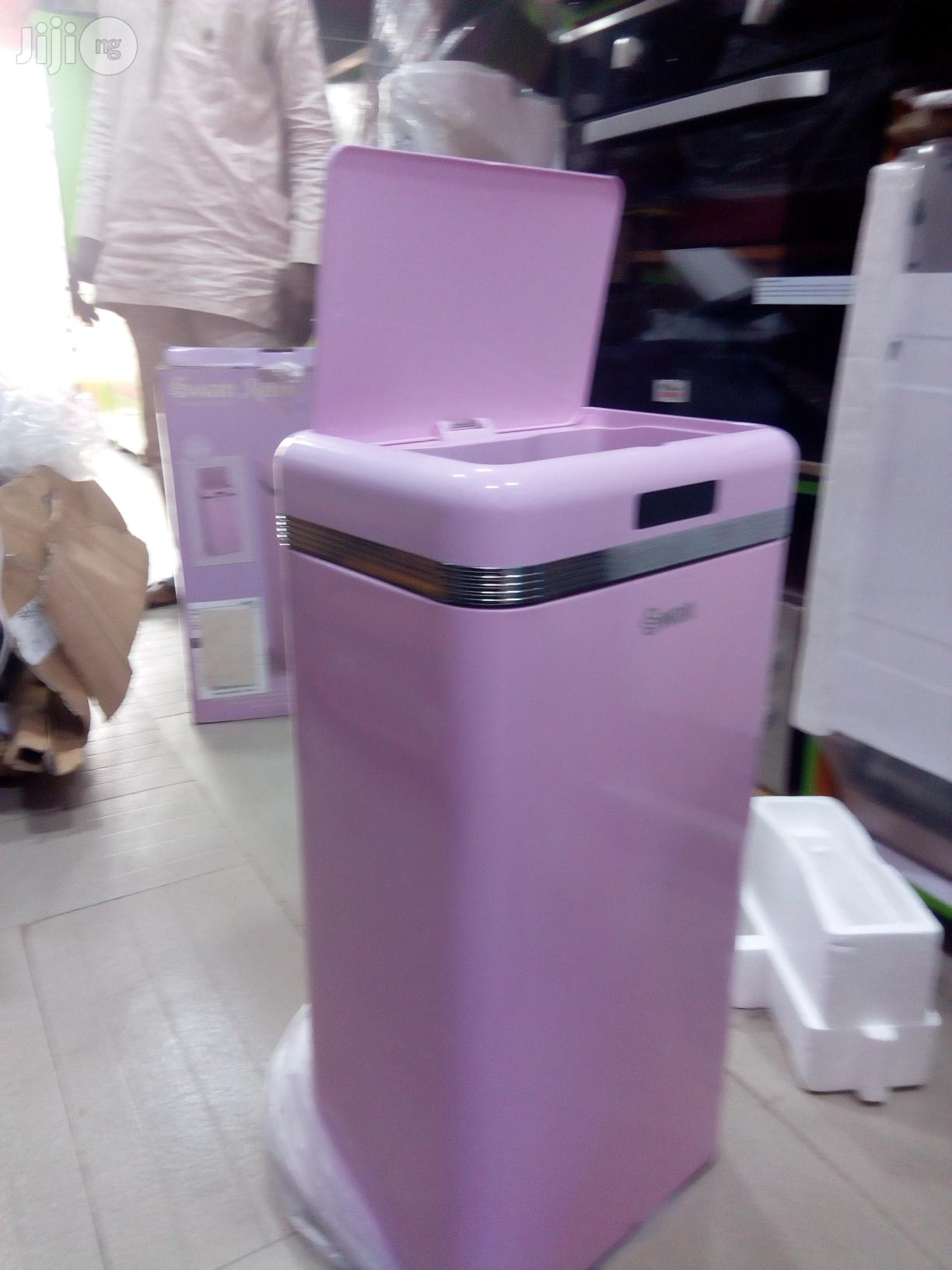 Swan Waste Bin (Censor Door) | Home Accessories for sale in Ojo, Lagos State, Nigeria