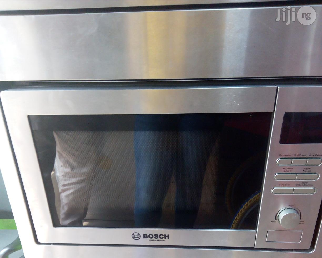 Bosch Built-In Microwave (25ltr) | Kitchen Appliances for sale in Ojo, Lagos State, Nigeria